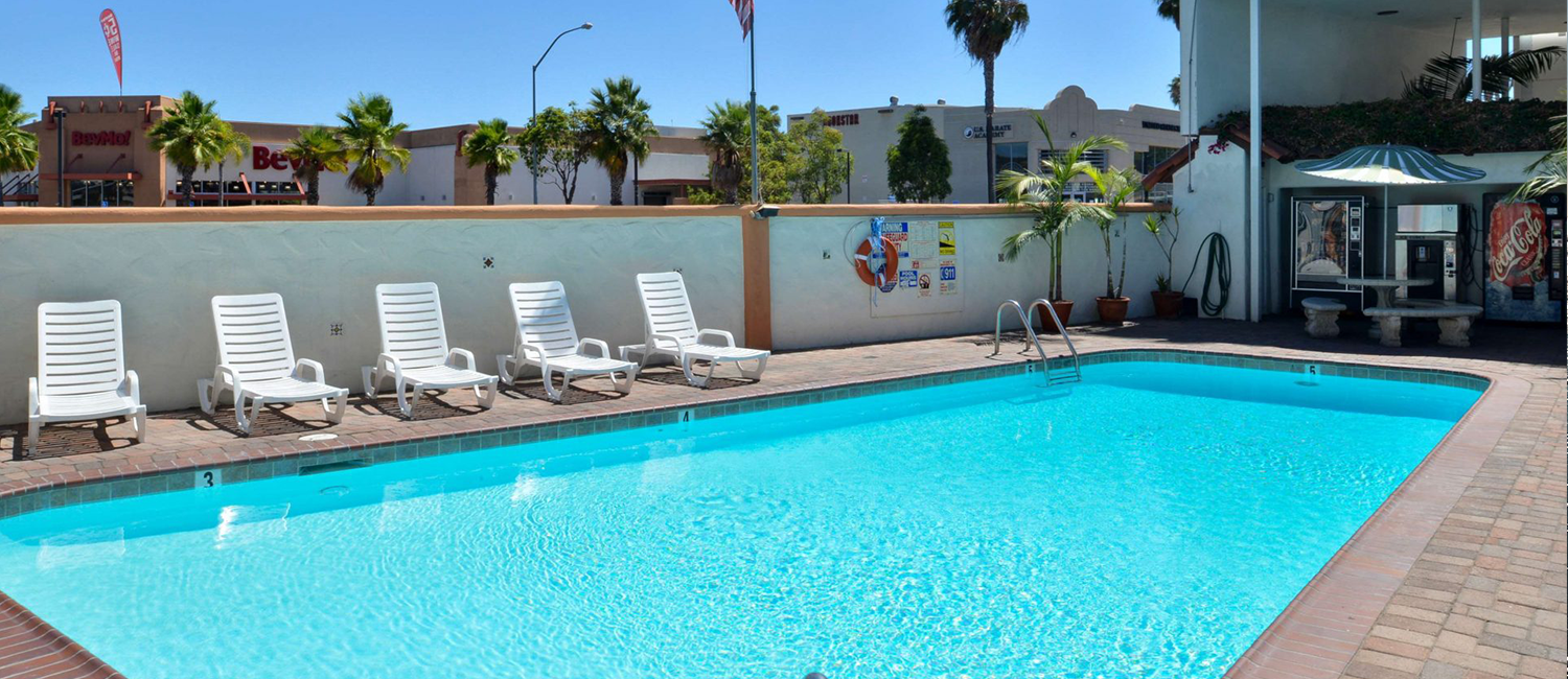 Lounge By Our Pool And Soak Up The San Diego Sun